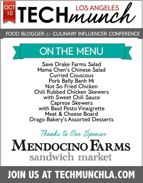 mendocino farms menu